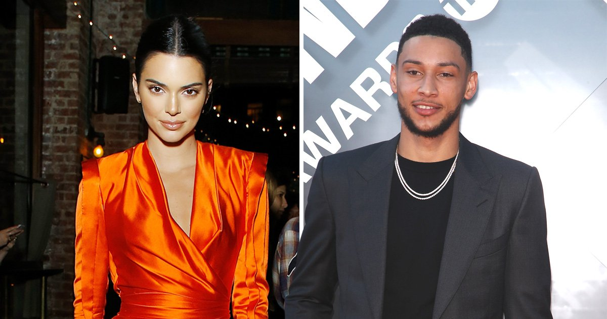 Kendall Jenner and Ben Simmons accidentally go Instagram official after her kiss with Anwar Hadid