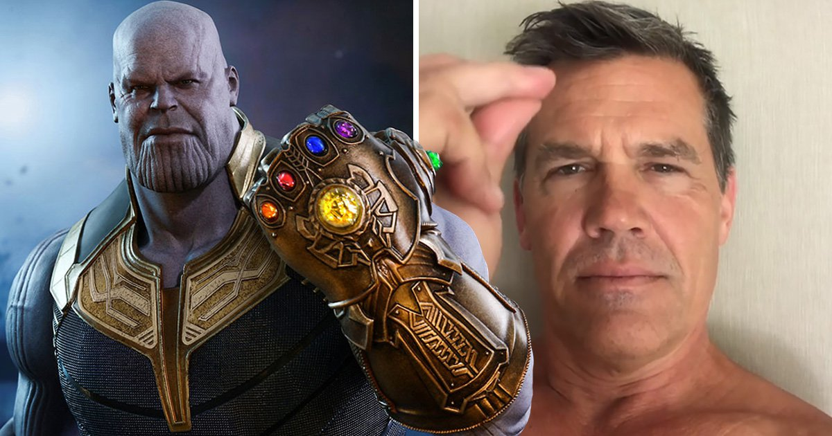 Avengers: Infinity War's Josh Brolin gives fatal finger snap to cull half the Thanos subreddit
