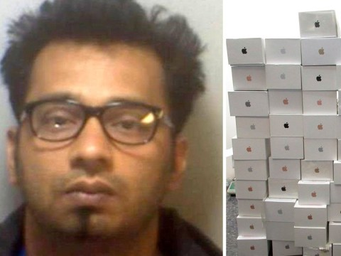 Conman who used fake iPhones to scam thousands of pounds has been jailed