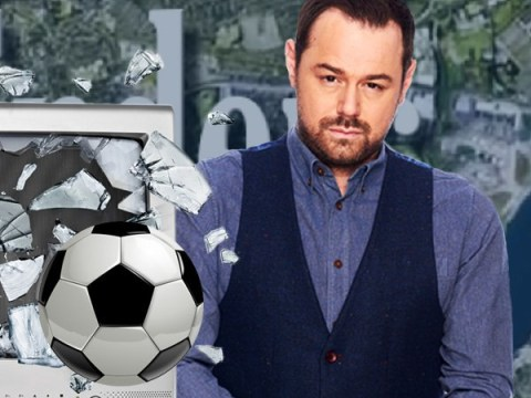 EastEnders is inserting a special scene as World Cup fever continues to strike Britain
