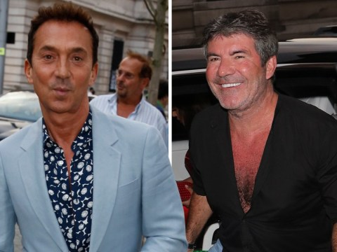 Simon Cowell eyes up another Strictly Come Dancing judge as he openly poaches Bruno Tonioli for The Greatest Dancer