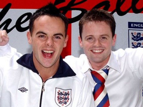 We're all loving Three Lions, but remember Ant McPartlin and Declan Donnelly's We're On The Ball?