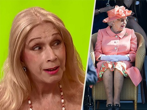 Loose Women clash over Lady C's claims the Queen and Prince Philip are 'intensely sexual'