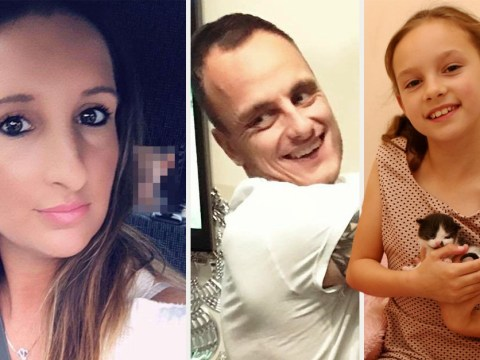 Man denies murdering wife and 11-year-old stepdaughter
