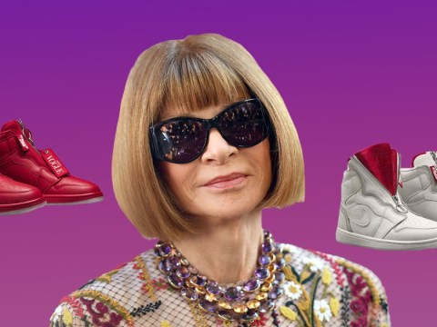 Anna Wintour is the inspiration behind the Nike x Vogue collection