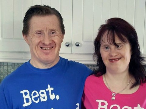 Down's Syndrome couple proved the doubters wrong after 23 years of wedded bliss