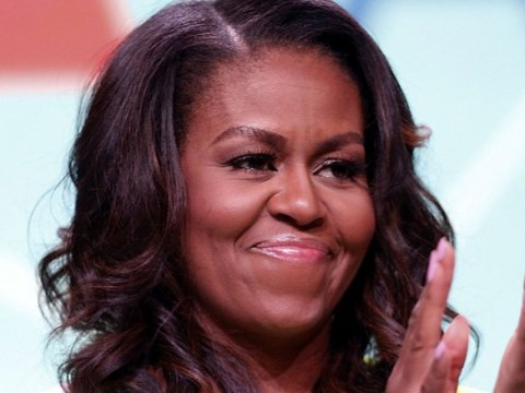 Michelle Obama lands in the UK for 'first international appearance since leaving White House'