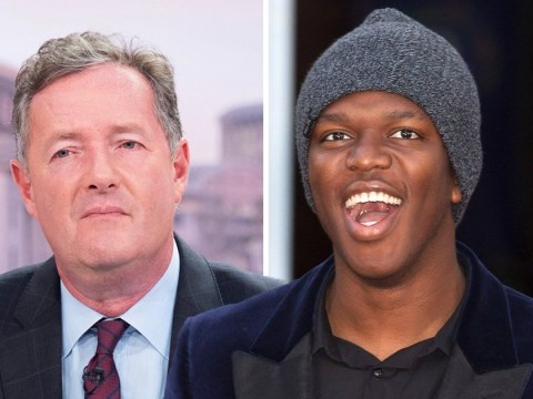 Piers Morgan challenges KSI to prove he's King Of The Internet – social media votes in a predictable manner