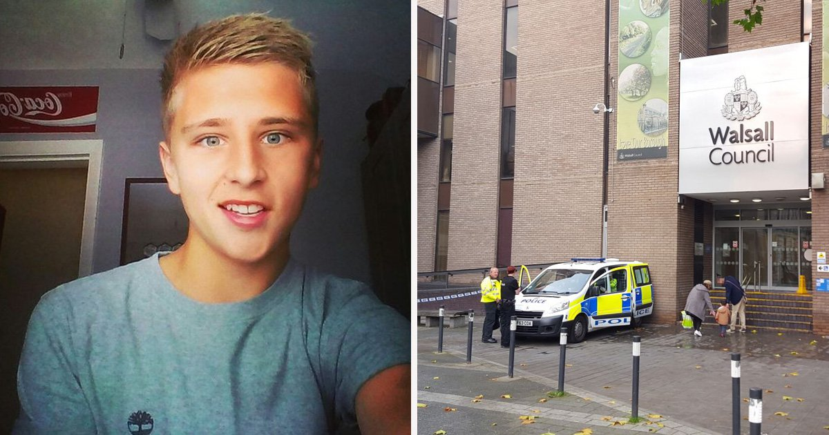 Man 'killed teenager' as he was being 'driven out of town by horde of white men'