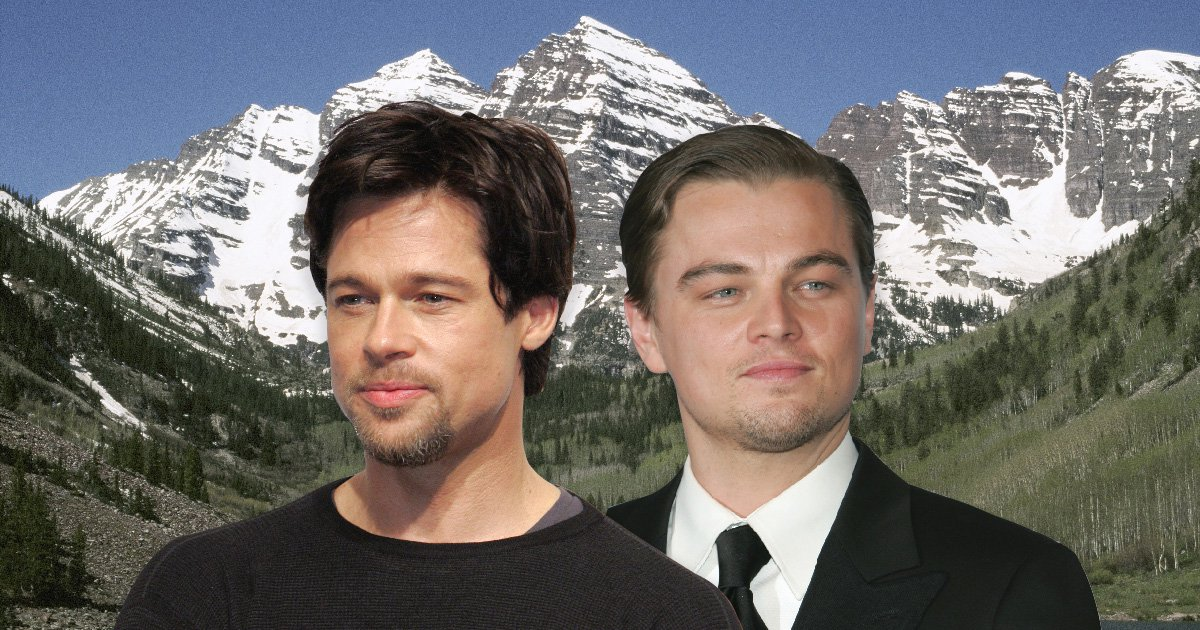 Brokeback Mountain could've starred Leonardo DiCaprio and Brad Pitt as cowboy lovers