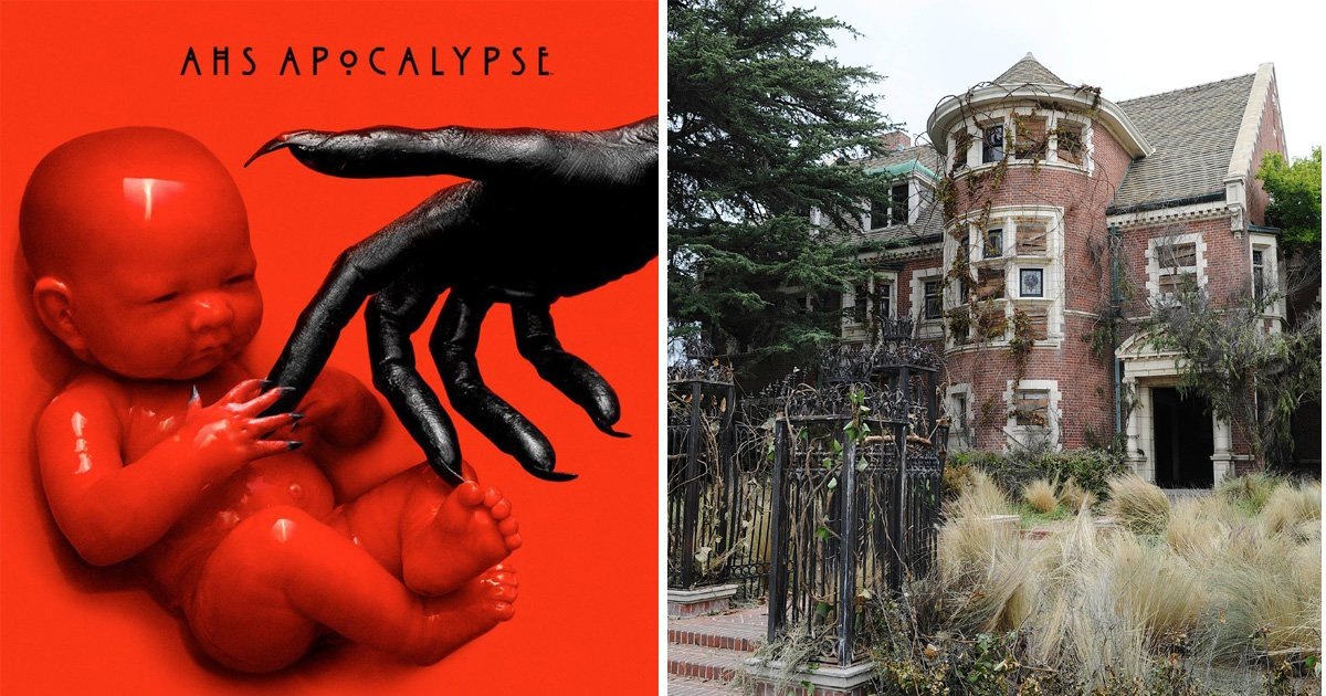 American Horror Story season 8 has a name…and a horrifying promo photo