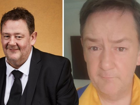 Johnny Vegas ditches fry-ups to embrace new health kick