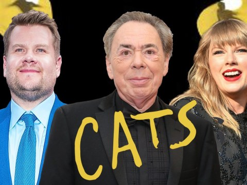 Taylor Swift and James Corden sign up to big screen version of Cats