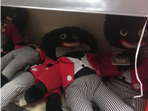 Derbyshire shopkeeper will keep selling Golliwogs because 'they aren't racist'