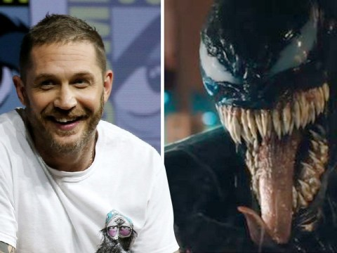 Venom star Tom Hardy thinks we have quite enough superheroes around these days