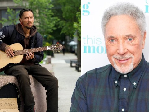 Tom Jones' lovechild begs to see him 'before it's too late' as legend remains in hospital for bacterial infection
