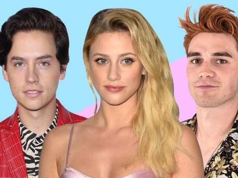 The cast of Riverdale showed up to comic-con – but where is season three's trailer?
