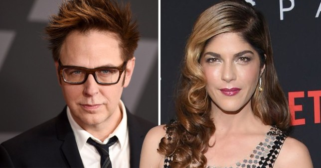 James Gunn Selma Blair