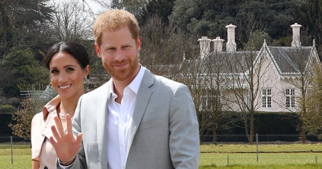 c7c29fcea Inside Prince Harry and Meghan Markle's new Windsor home Adelaide cottage –  a late wedding gift from the Queen