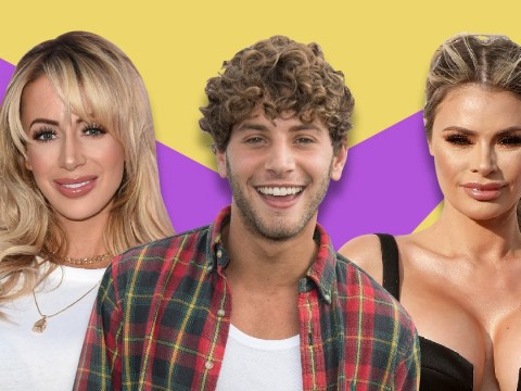 When does Celebs Go Dating start and who is in the line up for the new series?