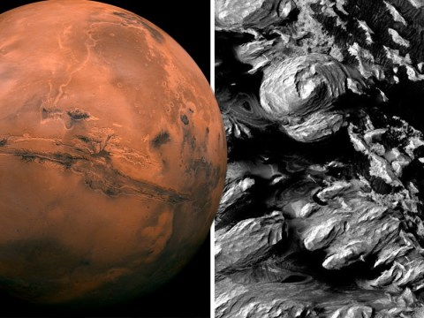 Alien life on Mars may have caused strange methane 'spike' detected by Nasa