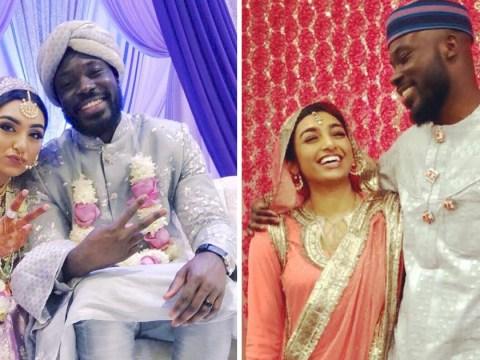 'When biryani meets joloff': Interracial couple get a lot of love online