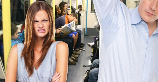 TfL inundated with complaints about bad BO on Tube during heatwave