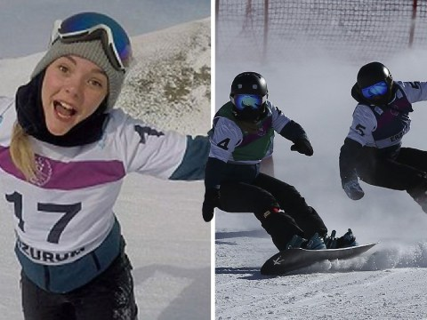 Team GB snowboarder Ellie Soutter dies on 18th birthday