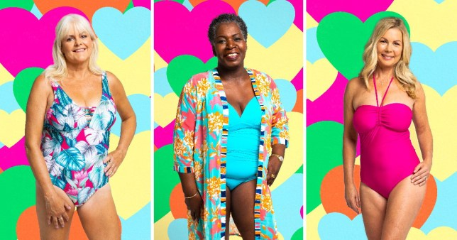 8cfbdf0e425 Love Island stars' mums strip down to swimsuits to prove any body ...