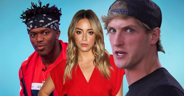 Logan Paul took to YouTube to call out KSI over his comments regarding girlfriend Chloe Bennet