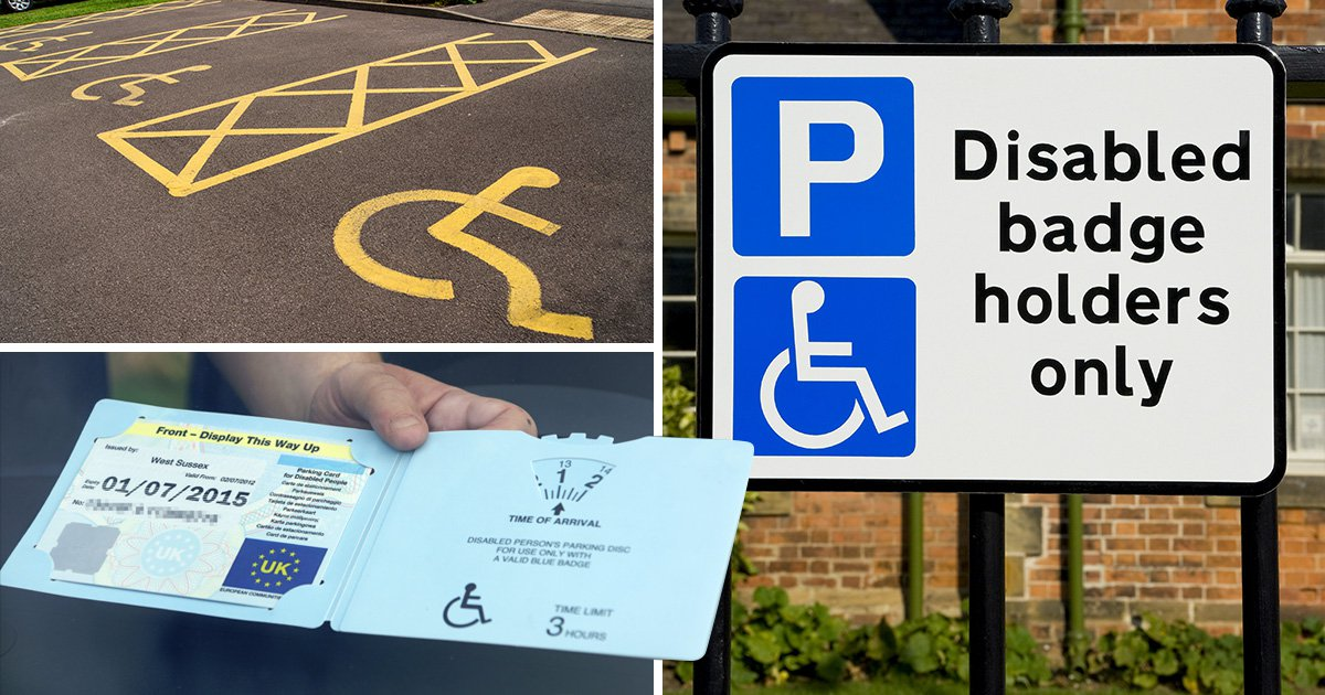 Drivers with mental health problems to get blue badge parking permits