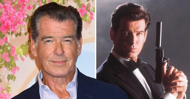 Pierce Brosnan says James Bond will survive the #MeToo movement