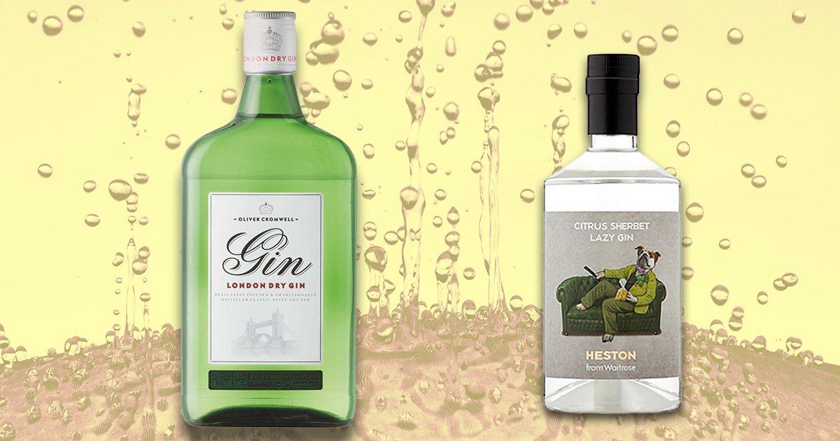 Aldi's £10 gin voted better than Waitrose's Heston Blumenthal version for £25