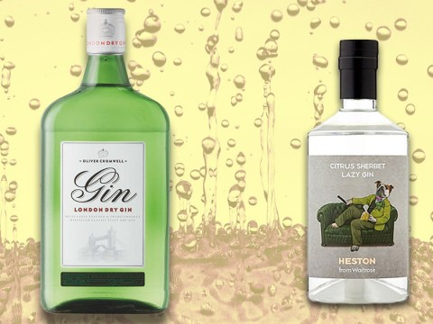Aldi's £10 gin voted better than Waitrose's Heston Blumenthal version for £25