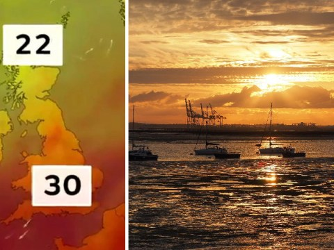 Heatwave to return with 33°C at the weekend but only for some of us
