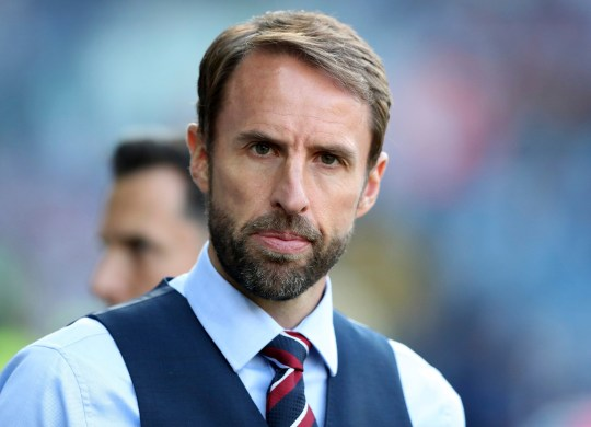 England's manager Gareth Southgate looks on ahead of the international friendly soccer match between England and Costa Rica at Elland Road stadium in Leeds, England, Thursday, June 7, 2018. (AP Photo/Scott Heppell)