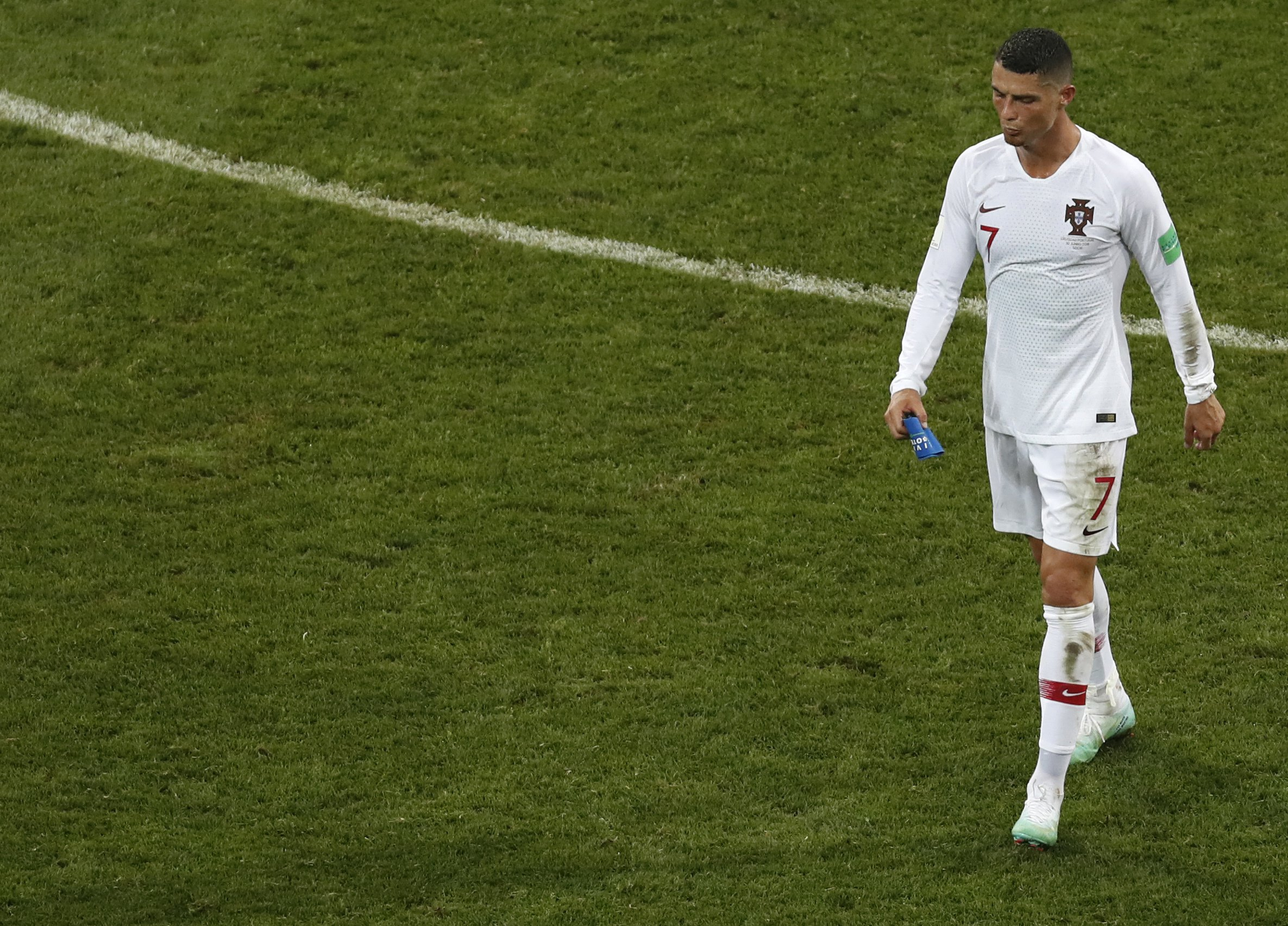 Cristiano Ronaldo not thinking about retirement after Portugal knocked out of World Cup