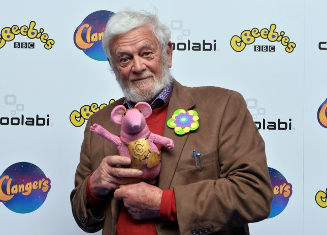 Peter Firmin attends the launch of the new Clangers series at the Ham Yard Hotel, London. PRESS ASSOCIATION Photo. Picture date: Saturday May 30, 2015. Photo credit should read: Hannah McKay/PA Wire