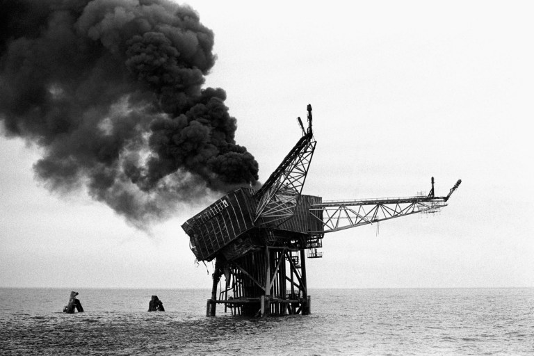 It's 30 years since the North Sea Piper Alpha disaster