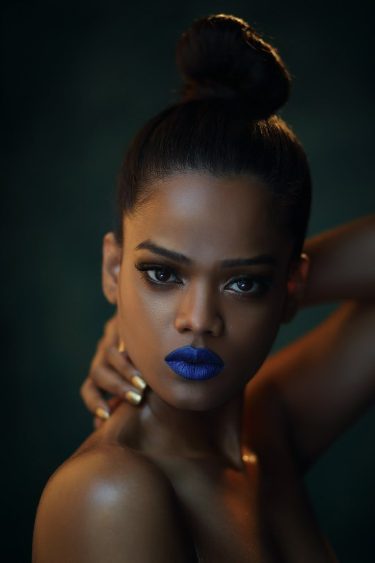 **MANDATORY CREDIT TO ASHISH CHAWLA/ CATERS NEWS**: (Pictured: Here is Renee Kujur, 23, an Indian model, who is taking the internet by storm because of her uncanny resemblance to pop star Rihanna). An Indian model is taking the internet by storm because of her uncanny resemblance to pop star Rihanna. Renee Kujur, 23, leaves head turns whenever she walks past people-whether at a parking slot or a mall. She then calmly poses for selfies and obliges her fans with autographs. With a smooth, buttery skin, sharp nose and dark brown eyes, Renee is the ultimate doppleganger of the Barbadian But Renee, born Renu, to parents from Chhattisgarh-an eastern state with heavily dominated tribals with distinct dark skin and sharp features, wasnt always treated with love and affection. SEE CATERS COPY.