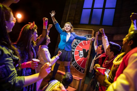 When is Heathers The Musical on in London and how to get