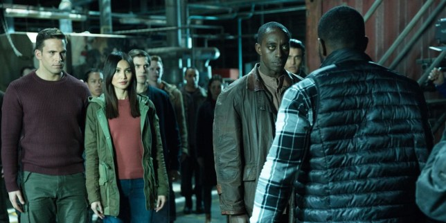 Humans creator on that exit Channel 4
