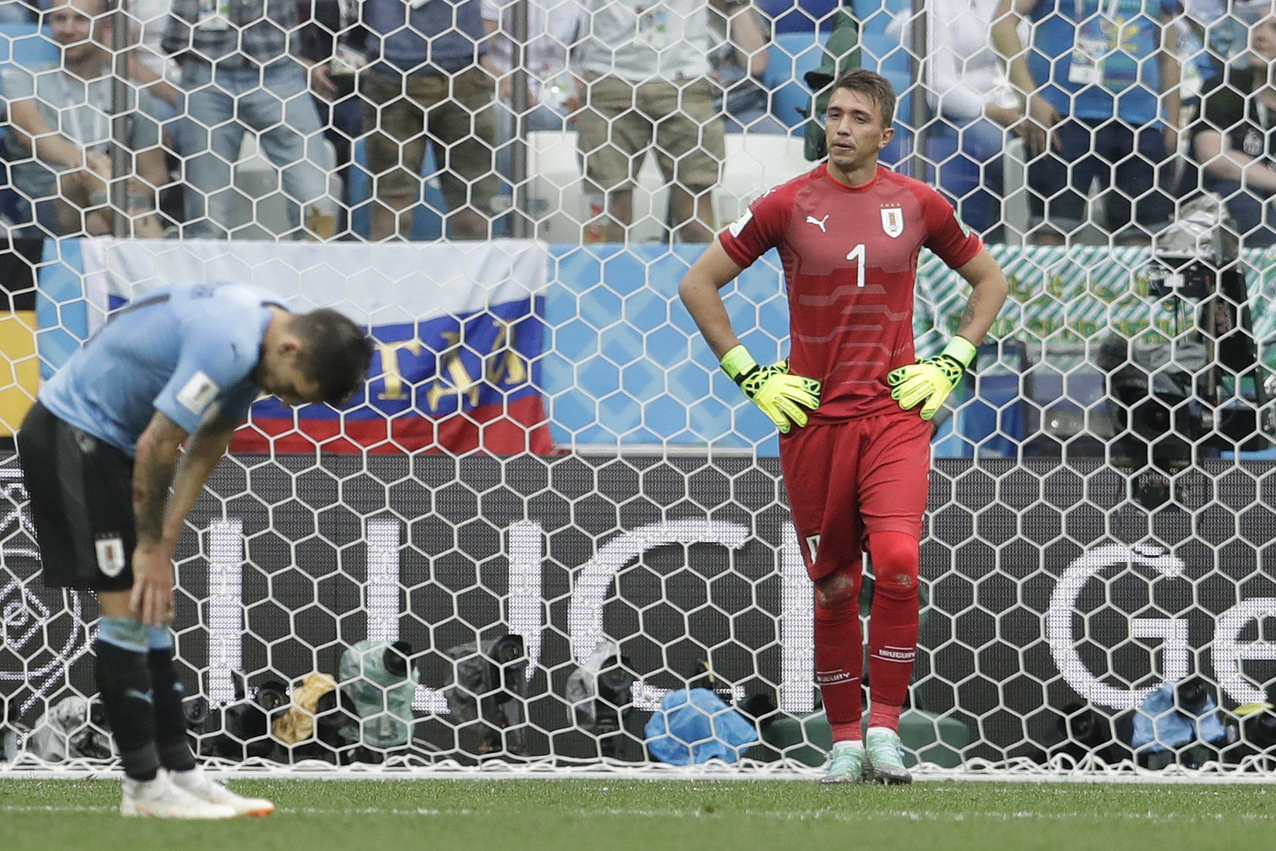 Gary Neville SLAMS Uruguay goalkeeper Fernando Muslera for his mistake vs France