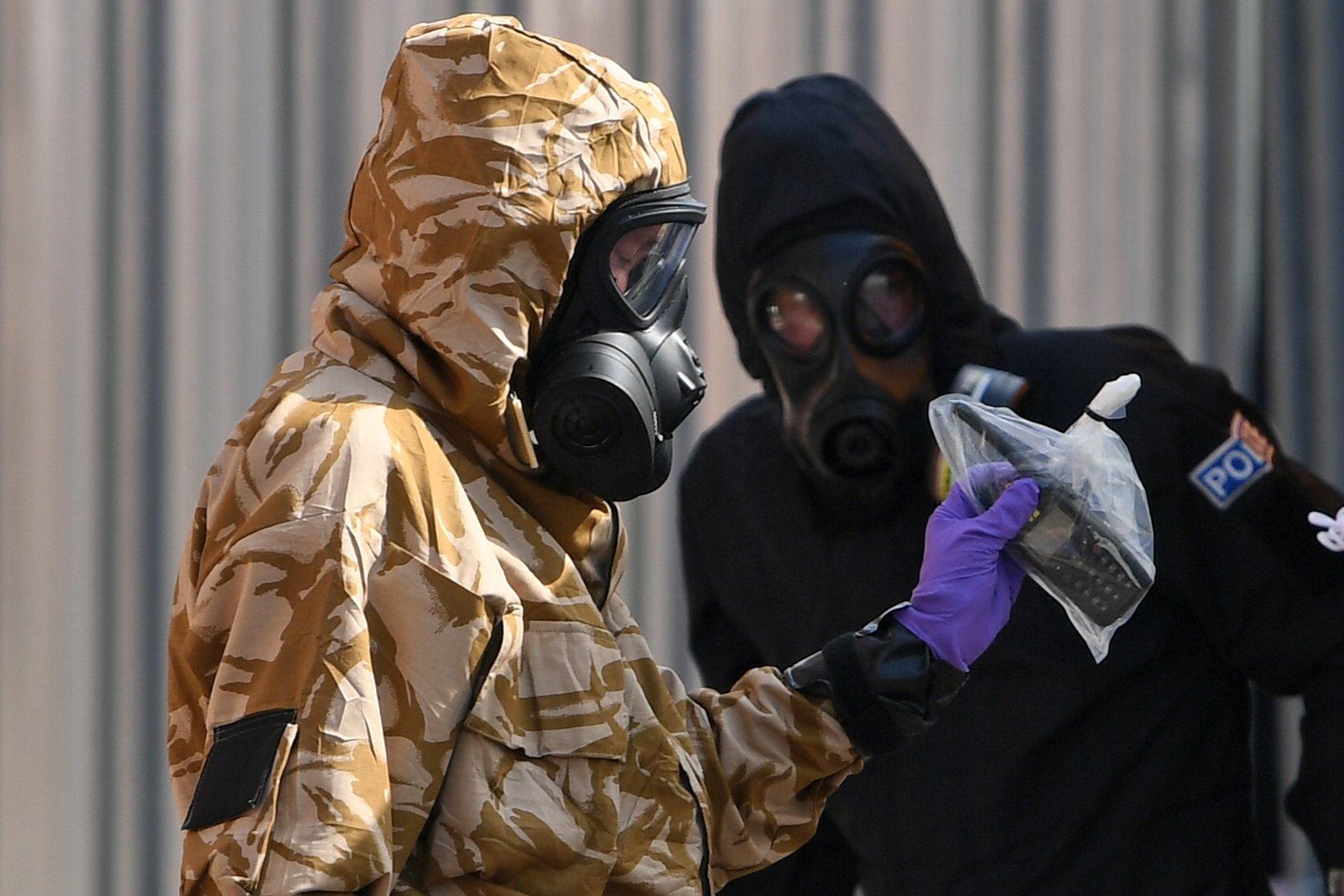 There could be more deadly Novichok poison in Salisbury