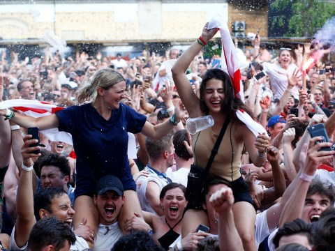 Where to watch England vs Croatia in the World Cup in London with Hyde Park ticket ballot over