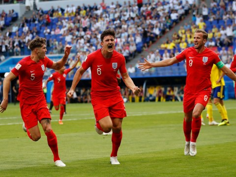 How the world reacted to England beating Sweden to reach World Cup semi-final