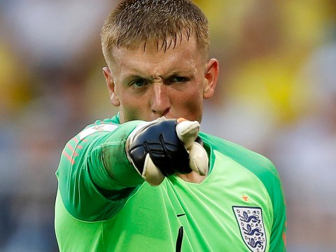 England star Jordan Pickford unconcerned with criticism from Thibaut Courtois