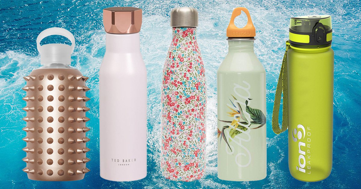 19 reusable water bottles that will make everyone around you think you're cool