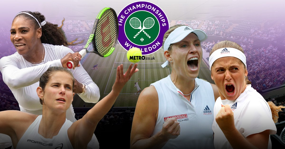 Wimbledon semi-finals preview and predictions: Williams, Goerges, Kerber & Ostapenko target final spot