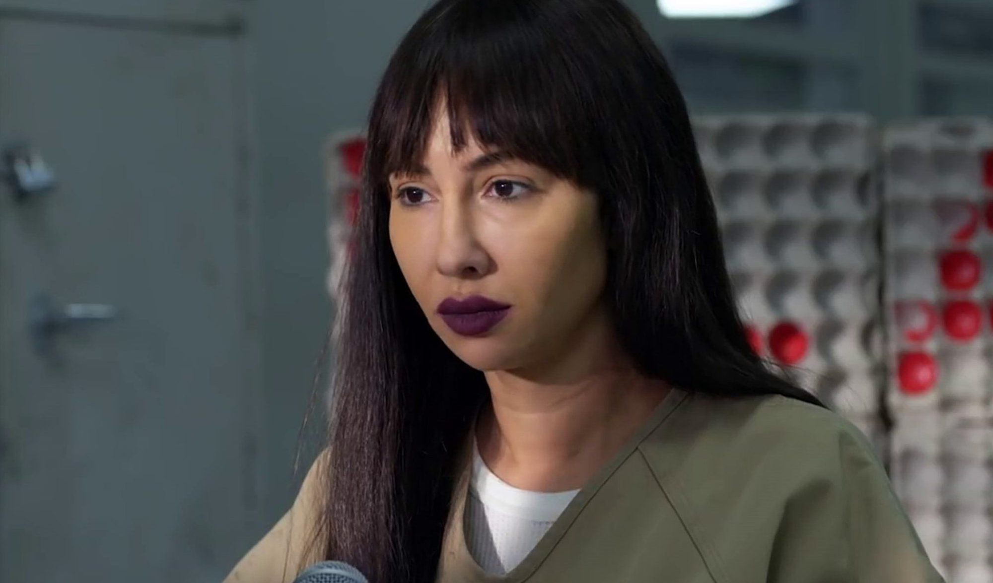 Orange Is The New Black's Jackie Cruz calls out white privilege in battle against prejudice: 'Speak up more'